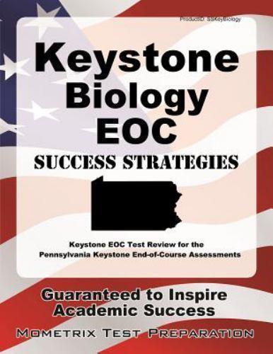 Keystone Biology Eoc Success Strategies Study Guide ...