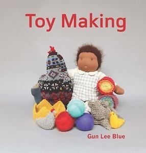 Toy Making Simple Playthings To Make For Children Paperback By