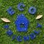 Hemway-Eco-Friendly-Glitter-Biodegradable-Cosmetic-Safe-amp-Craft-1-24-034-100g thumbnail 287