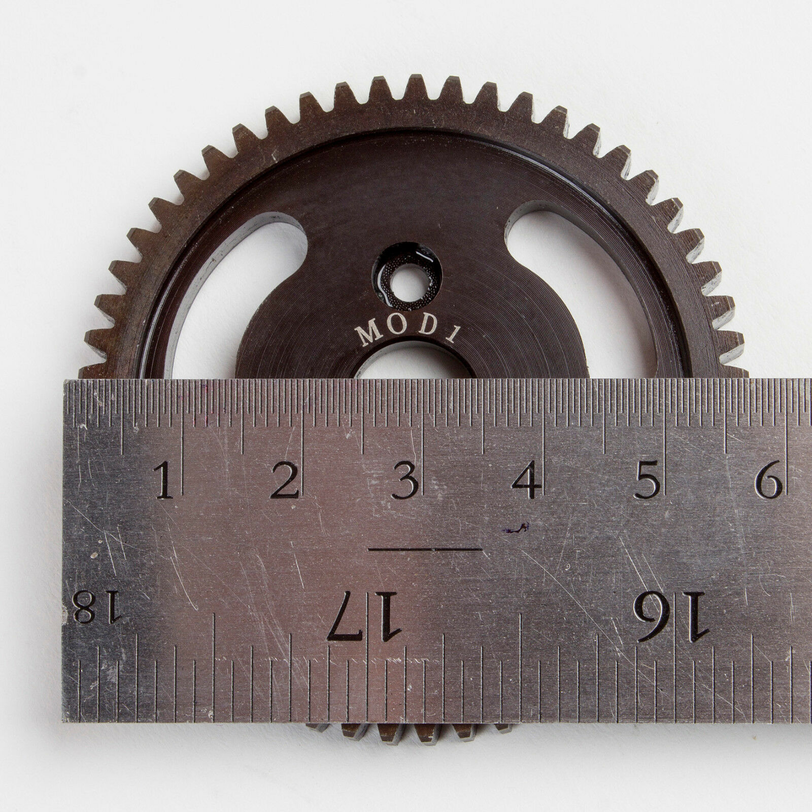 55T 55T 55T Mod1 Hardened Steel Spur Gear Quantity=1 PC 9a2e4d