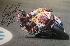 Sam Lowes signed Moto GP 2 12x8 photo Image B UACC Registered dealer