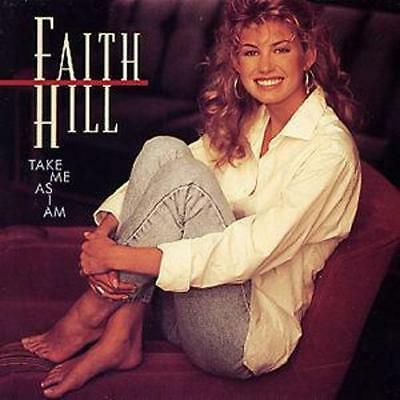 Faith Hill : Take Me As I Am CD (1994)