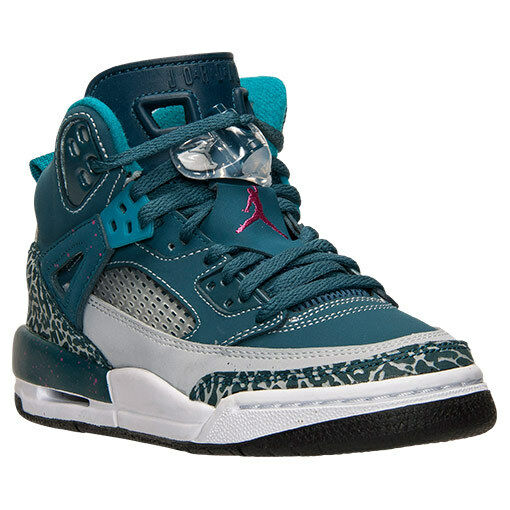 315371-407 Air Jordan Spizike Space Blue/Fusion Pink/Grey Comfortable Seasonal price cuts, discount benefits