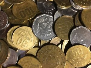 1-kg-resto-monete-circolazione-MONETE-Costa-Rica