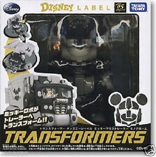 Used Transformers Disney Label Mickey Mouse Trailer M PAINTED