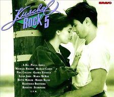 KUSCHELROCK VOL. 5: 2 CDS 36 TRACKS! W/ROXETTE ~ ALIAS ~ HEART! GERMAN IMPORT EX