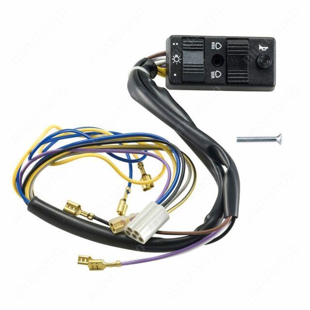 COMMUTATORE LUCI C4 390010 150 Vespa PX E Arcob. VLX1T 1981-1997