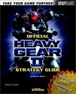 Heavy-Gear-II-Strategy-Guide-by-Mark-H-Walker