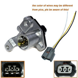 Vehicle Speed Sensor w// Pigtail 78410-SV4-003 for Honda CL NSX TL Accord Civic