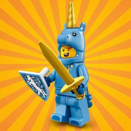 LEGO Minifigures série 18 Parti 71021 Choisissez Votre FIGURINE Nouveau retraité