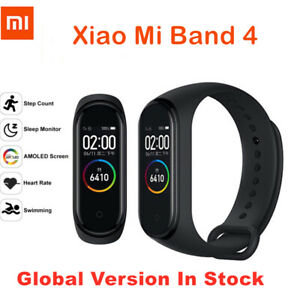 Xiaomi Mi Band 4 Original Global Version Smart Watch Bracelet AMOLED BT5.0 US
