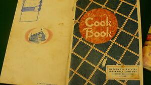 Metropolitan-Insurance-cook-book-pamphlet-edition-Met-Life-1