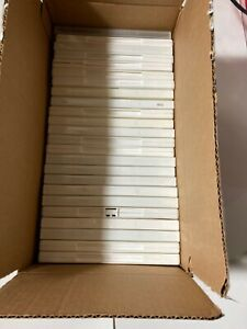 23-DVD-Cases-White-Pre-owned