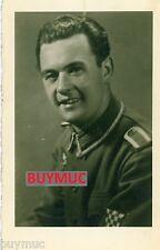 BUYMUC FOTO Portrait Soldat Kroatien Croatia Abzeichen  11,5,15  3