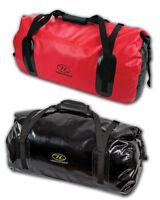100% Waterproof Mallaig Drybag Duffle 35L Heavy Duty Duffle Bag Rucksack Drysack