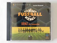 CD Die wilden Fussballkerle Deniz die Lokomotive Band 5 CD 2