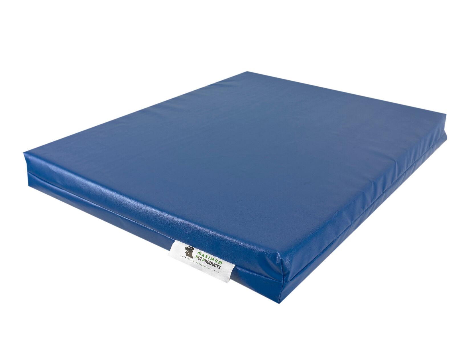 Blau Chew Resistant Dog Bed Extra Large XL Waterproof Heavy Duty
