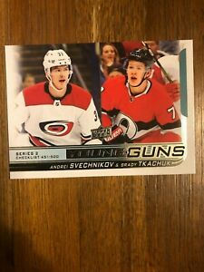 2018-19-UPPER-DECK-SERIES-TWO-YOUNG-GUNS-ROOKIE-U-PICK-FROM-LIST