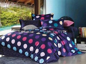 CASERO Queen/King Size Bed Duvet/Doona/Qu<wbr/>ilt Cover Set New