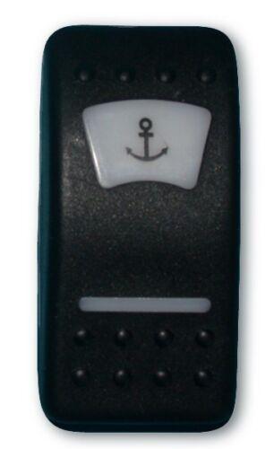 Wippe für Schalter Symbol Ankerwinde Taster Schaltpaneel Schalterkappe 4659