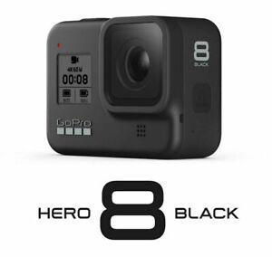 GoPro HERO8 Black Action Camera Digitale GARANZIA UFFICIALE ITALIA 2 ANNI