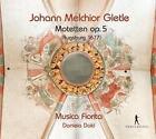 36 Motetten op.5 (Augsburg 1677) von Musica Fiorita,DOLCI (2015)