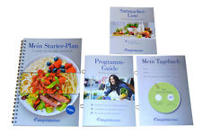 Weight Watchers Mein Starter Plan+Programm Guide Sattmacher Liste ProPoints 2015