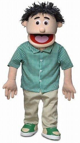 Silly Puppets Kenny (Caucasian) 30 inch Professional Puppet