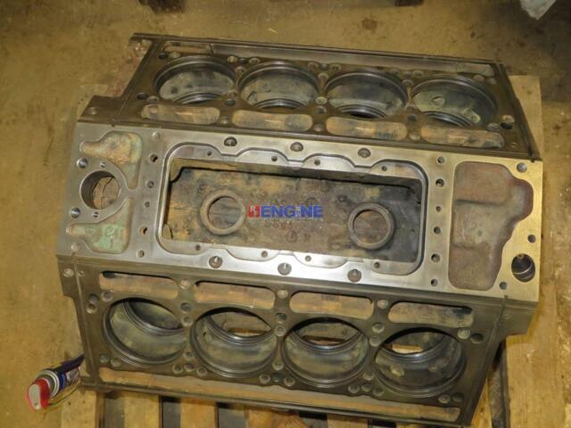 Detroit Diesel 8v92 Engine Block Good 8923241