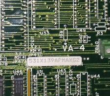 GENERAL ELECTRIC GE FANUC MICRO APPLICATION CONTROL CIRCUIT CARD 531X139APMAYG2