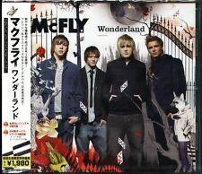 McFLY - Wonderland - Japan CD+2BONUS+2VIDEO - NEW - 16Tracks