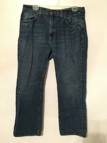 J Mesur Bootcut Crew 34 Vintage 28 Medium Mens X Distressed Wash Jeans r6rnP4qwxO