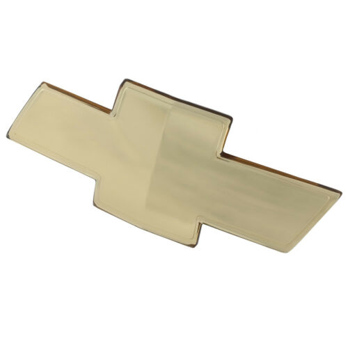 OEM NEW Front Bumper Grille Emblem Badge Bow Tie Gold 04-05 Malibu 22670858
