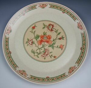 Lenox-China-CORAL-BLOSSOMS-Dinner-Plate-s-EXCELLENT