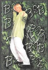 #99 NICK CARTER Details about  /BACKSTREET BOYS 1997 Striker 4x6 Photocard