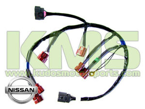 Genuine-Nissan-Coil-Pack-Harness-Loom-to-suit-Skyline-R32-GT-R-RB26DETT