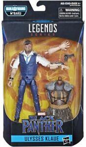 """Marvel Legends Hasbro Black Panther M/'baku BAF ULYSSES KLAUE Klaw 6/"""" Figure New"""