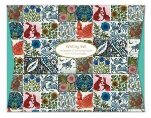 Tile Designs by William de Morgan writing set-A5 Papier Blanc et Enveloppes-afficher le titre d`origine 0nGhGGz5-07194447-633328085