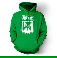 Atletico Nacional Colombia Medellin Hooded Sweatshirt Hoodie Hoody Buzo