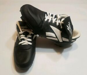 Reebok Football Soccer Cleats Black