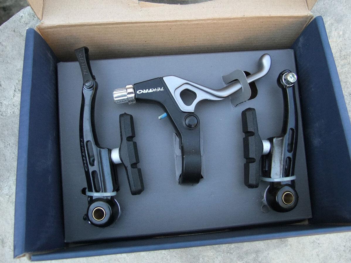 Tektro 313AR Linear Pull Brake Bike Lever Right Side Black