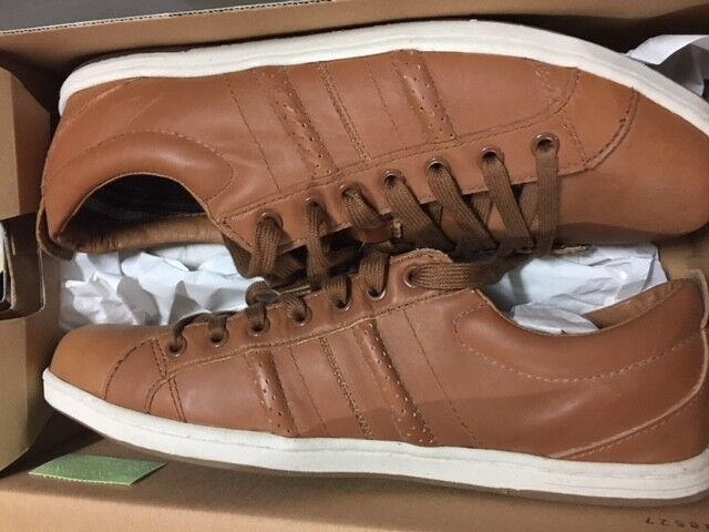 Farley Montreal Sneaker Neu Gr:46 Leder Retro leather schuhe braun CK 3075-1H