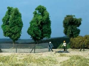 100% De Qualité Auhagen Kit 42646 New Ho Chain Link Fence Pour Classer En Premier Parmi Les Produits Similaires