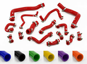 Stoney-Racing-BMW-MINI-Cooper-S-R53-R52-MK1-Silicone-Coolant-Hose-Kit-Radiator