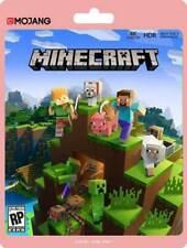 Minecraft Java Edition Pc Game For Sale Online Ebay