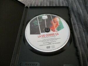 "RARE! DVD NEUF ""LA VIE COMME CA"" Lisa HEREDIA / de Jean-Claude BRISSEAU"