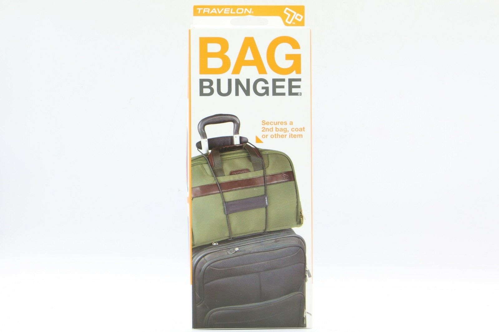 2ae4c0011603 Travelon Bag Bungee Luggage Strap Black Jl6 Z49-22