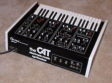 Octave-Plateau Cat SRM-I Synthesizer - 1976 - Serviced & Restored -- Nr. Mint --