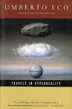 Travels in Hyperreality : Essays by Umberto Eco (1990, Paperback)