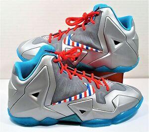 Nike Lebron 11 XI GS Barbershop Fruity